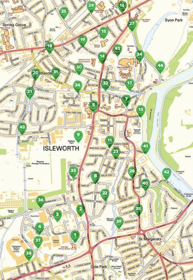 Beat The Street Map Beat The Street is coming to Hounslow :: Hounslow Travel Active Beat The Street Map